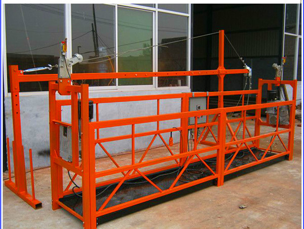 ZLP630 Suspended Platform / Swing Tahap utawa Advertisement